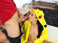 Homemade teen couple hidden Poke Man Go!