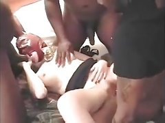 white slut used by BBC 1