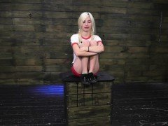 Babe anal slave xxx Helpless teen Piper Perri was on her way