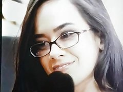 AJ Lee cum tribute #2