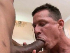 Hot men  big dick gay Can you Smell what The Rock is Sucking