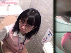 Japanese teen pees on cam