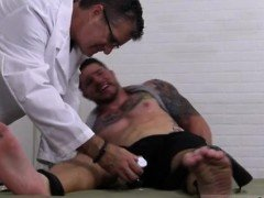 Human serpent gay porn first time Clint Gets Naked Tickle Tr