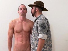 Nude guys in the marines gay Extra Training for the Newbies