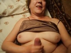 REAL TABOO Granny young boy Old MOM son homemade