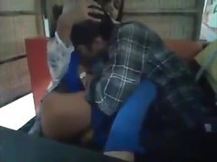 Bangladeshi Bf& GF in restaurant 4-Full on hotcamgirls . in