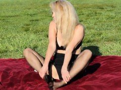 Stocking legs and feet rht ma Virgen from dates25com