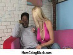 Interracial MILF Porn - Horny mom want big black cock 30