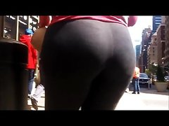My Throwback Video Of The African Big Booty Walk Down