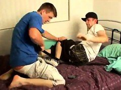Gay man stories and spanked xxx Peachy Butt Gets Spanked