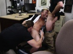 Straight guys blow load in gay mouth video Groom To Be, Gets