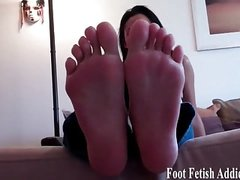 I heard you have a fetish for womens feet