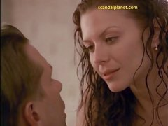 Kari Wuhrer Nude Sex Scene In Spiders Web  ScandalPlanet.Com