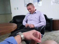 Hot straight military men gay porn movie Keeping The Boss Ha