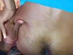 Two young Sri Lankan boys fucking
