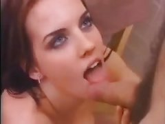 Beautiful Sabine Fucked in the Kitchen