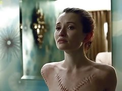 Emily Browning Nude Scene In American Gods ScandalPlanet.Com
