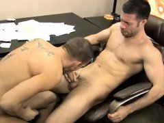 Muscular gay orgasm movie and man fuck boy in female underwe