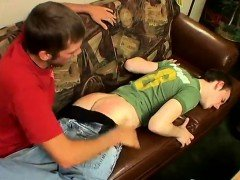 Muscular masseur spanking male and military men gay Bad Boys