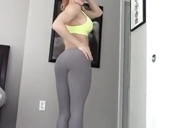 Gym pussy is the best