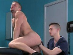 Black fist time gay sexs video Brian Bonds stops in to watch