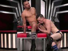 Gay porn sex boy men xxx Sub fuck-a-thon pig, Axel Abysse cr