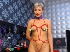 WebCam Huge Erect Nipples 26