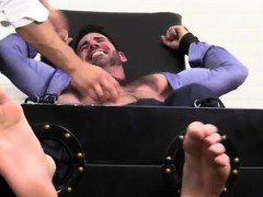 Gay penis toe sex xxx Billy Santoro Ticked Naked