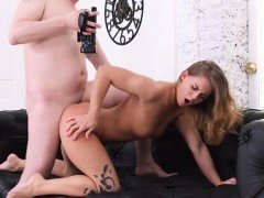 Hot Chick Jenny Manson Gets Humped And Jizzed On