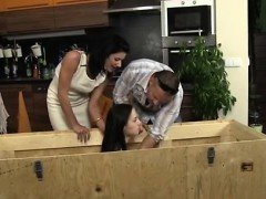 Brunette pounded milfpartner and brother ally's sister movie