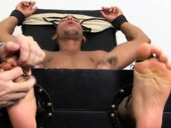Free all male gay porn Mikey Tickle d In The Tickle Chair