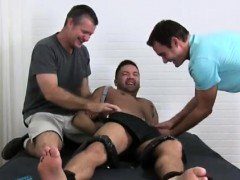 Gay sex with very heavy man xxx Dominic Pacifico Tickled Nak