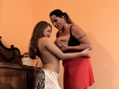 Mom Teaches Young Step Daughter - Watch Part2 on SLUT9,COM