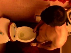 Gay boys porn free punk xxx Unloading In The Toilet Bowl