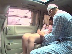 Asia nurse poses undressed while dude fingering her snatch
