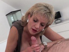 Adulterous british milf gill ellis displays her heavy tits