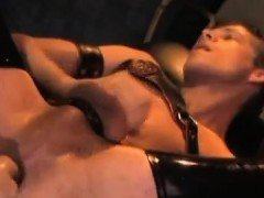 Gay webcam fisting and bareback Sky breathlessly begs to