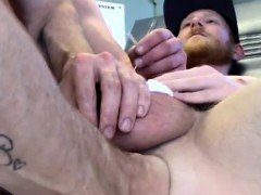 Teen gay twinks fisting First Time Saline Injection for