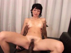 Horny Nurse Pepper gets pounded hard