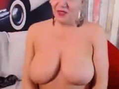 Mature blonde on web cam - more videos on sexycams8 org