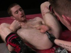 Free full length gay fisting videos Seamus O'Reilly waits