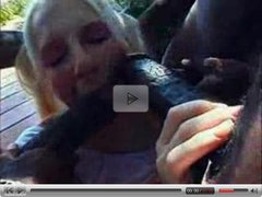 Lindsay Lohan In Love with black Cocks