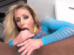 Sheena Shaw gets analled by a BBC
