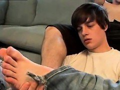 Emo gay twink feet fetish and movies of teens boy Hung