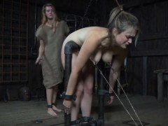TT slave humiliated and whipped by femdom