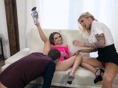 Brazzers - Moms in control - Homeschool Sex E