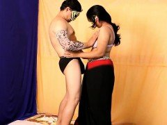 Mona Bhabhi Hot Sex With Her Husband