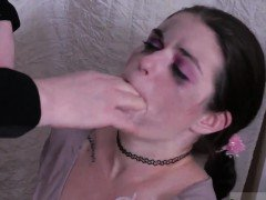 Squirt in her mouth Punish my 19 year-old caboose and