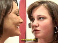 Moms and teens lesbian porn