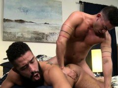 Trey Turner and Cesar Rossi banging after watching porn